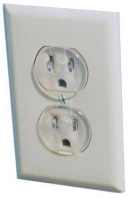 【2019正規激安】 Dorel Clear Junenille/ by Safety Safety 1st #1711 12PK Clear Outlet Cap by Safety 1st B00GRTM79K, エスエスオート:b916a7f3 --- outdev.net