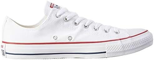 Converse All Star Chuck Taylor Sneakers (13.5 B(M) US Women / 11.5 D(M) US Men, Optical White)