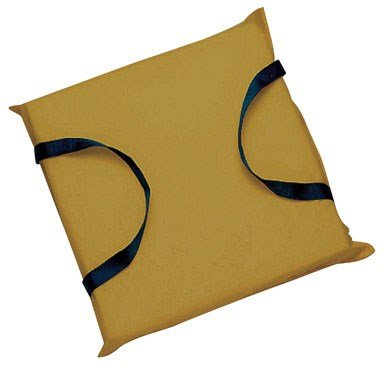 FLOTATION CUSHION YELLOW by SEACHOICE MfrPartNo 44900