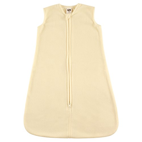 Hudson Baby Baby Wearable Safe Cozy Warm Sleeping Bag, Cream Microfleece, 12-18 Months ()