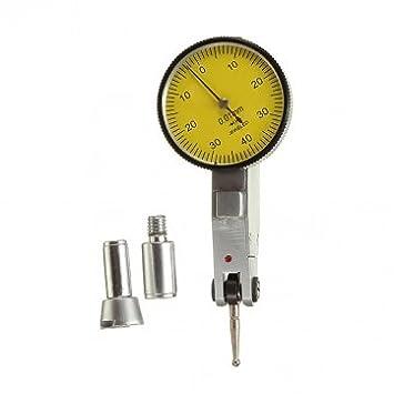 40112302 Reloj comparador Precision Metric con rieles de ...