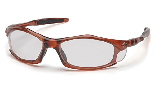 y Eyewear, Indoor/Outdoor Mirror Lens With Orange Frame ()