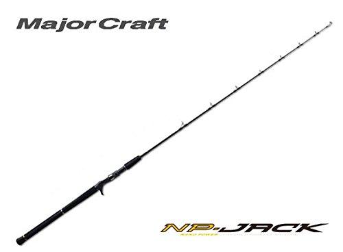 メジャークラフト ジギングロッド ベイト NP-JACK NJB-55/5 釣り竿