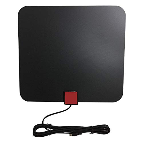LAN-1060 80 Miles Digital Indoor Antenna ATSC 1080P HDTV Signal Amplifier from Vipeco