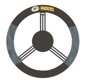 Green Packers Steering Wheel Cover product image