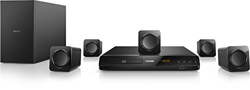 Philips HTB3524 3D Wired Home Theater System (Philips Home Theater System)