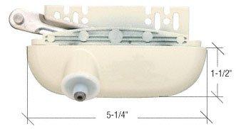 Dyad Casement Operator (C.R. LAURENCE H4072 CRL Almond Left Hand Roto-Drive Dyad Casement)
