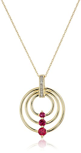 10k-Yellow-Gold-Created-Ruby-and-Diamond-Accent-Pendant-Necklace-18
