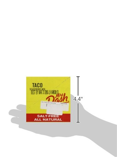 Mrs. Dash Taco Seasoning Mix, 1.25 Ounce (Pack of 12) by Mrs. Dash (Image #4)