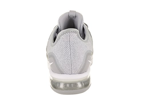 Wolf Grey White 003 Multicolore Homme Chaussures pure Sequent Compétition Running de Air 3 NIKE Max RAwqBgBU