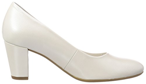 Escarpins white Femme Gabor Off Fashion Blanc Comfort Natur Shoes fxzfq0wtT