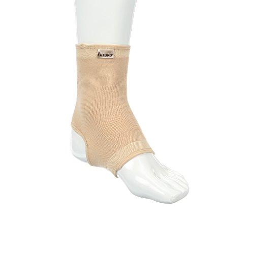 Futuro Comfort Lift Ankle Support, Medium, Beige, Mild (Futuro Ankle Brace)
