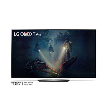 LG Electronics OLED65B7P Flat 65-Inch 4K Ultra HD Smart OLED TV (2017 Model)