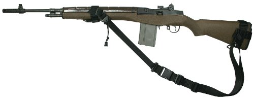 Specter Gear 2 Point Sling, Fits M-14 and M1A Rifles, Black