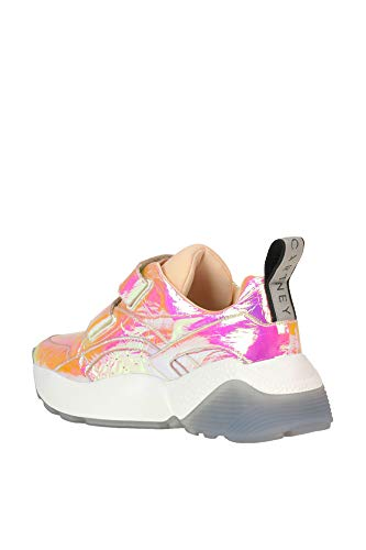 Mcglcak000005017e Stella Baskets Femme Multicolore Mccartney Polyester RB4BaExn