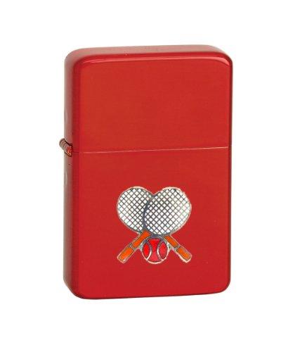 Vector-KGM-Thunderbird-Emblem-Sparkle-Red-Lighter-Sport-Game-Emblem-Tennis-Tennis-Rackets