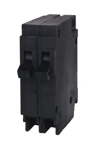 Siemens Q3015 30/15-Amp 1 Pole 120-Volt 10-Kaic DUPLEX Circuit Breaker (Circuit Single Pole Ge Breaker)