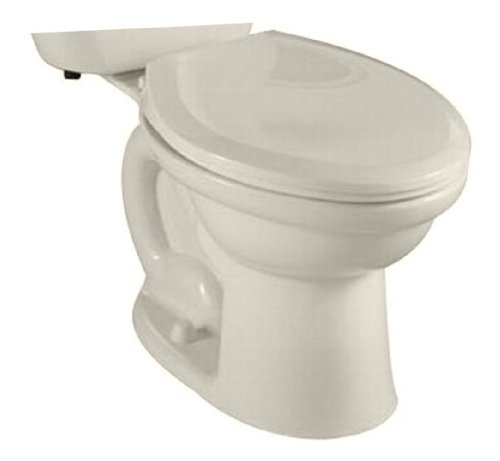 American Standard 3190.016.222 Colony FitRight Round Front Toilet Bowl, Linen (Bowl Only) by American Standard