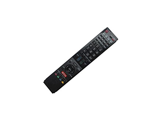 Hotsmtbang Replacement Remote Control For Sharp LC-60LE632U LC-40LE830U LC-40LE830U LC-46LE832U LC-46LE835 Samrt 3D AQUOS LCD LED HDTV (Aquos Lcd Hdtv)
