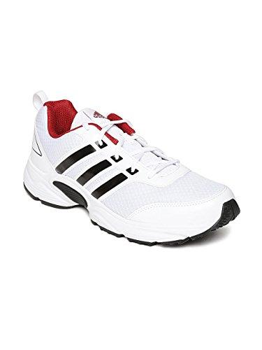 Adidas hombres blanco Ermis corriendo precios zapatos: buy online a precios corriendo bajos en 61674c