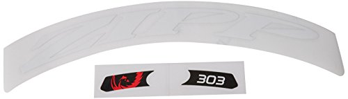 Used, Zipp Decal Set 303 Matte White Logo Complete for One for sale  Delivered anywhere in Canada