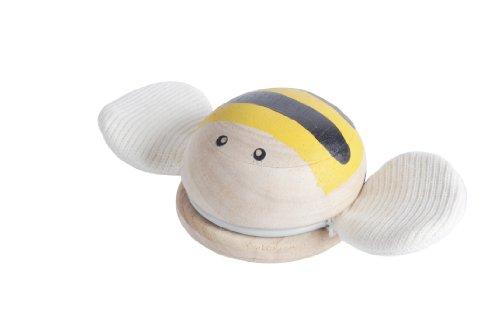 Bumble Bee Rattle - Plan Toys Planpreschool Bumble Bee Beeper