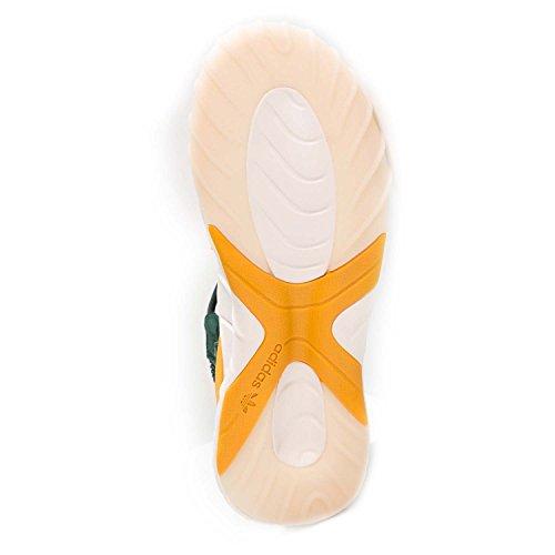 X Tactile White Green Night PK Tubular 2 0 Chalk Men's Sneaker Originals Yellow adidas UpFqw6t6
