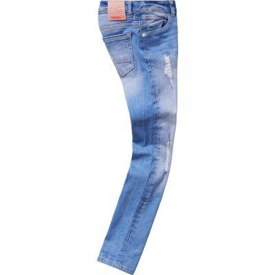 Vingino Vingino Azurra Mädchen Girl Damen Jeans Hose electric blue (6-116)  Jeanshosen: Amazon.de: Bekleidung