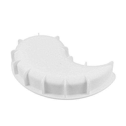 bleumoo 1 Yin Yang Tai Chi Silikon Form DIY Backen Tools für Kuchen ...