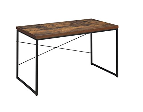 ACME Furniture Acme 92396 Bob Desk, Weathered Oak, One Size