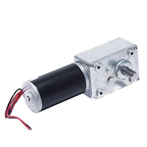(DC Turbo Vortex Motor 4058GW Turbo Vortex Drying Rack Permanent Magnet Motor Curtain Motor - 5RPM/min)