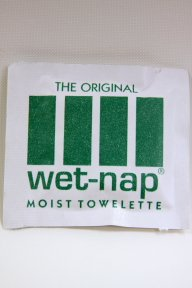 Wet-Nap Moist Towelette (case of 1000)