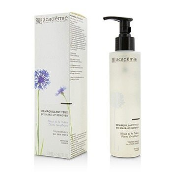 Academie Aromatherapie Eye Make-Up Remover, for All Skin Types, 6.7 Ounce