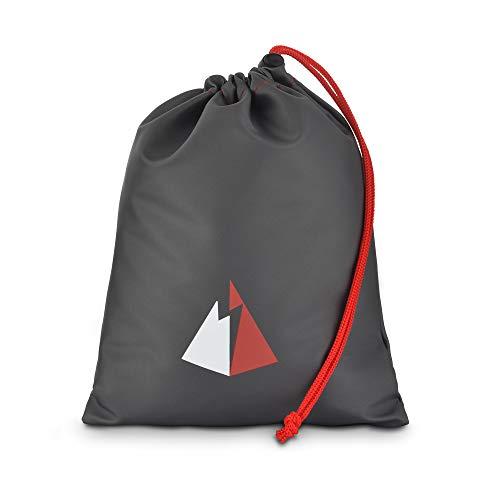 TXEsign Universal Waterproof Headphone Travel Pouch Bag Case for Varias Neckband Wireless Bluetooth Headsets 9
