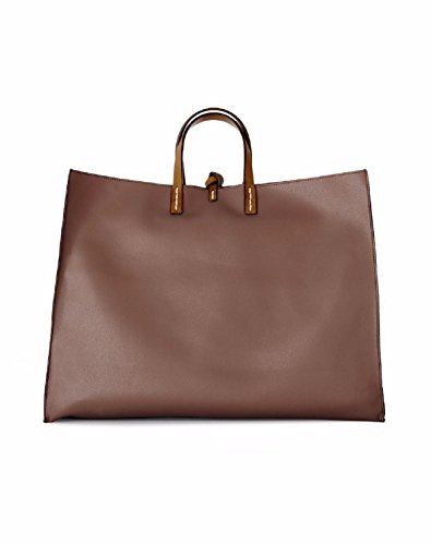 Borsa Manila Grace felicia Bag big tote 17w01219 md570 malva fw 17/18