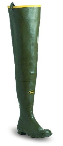 (LaCrosse Men's Big Chief 32 Green 600G Wader Boots, 10-Medium )