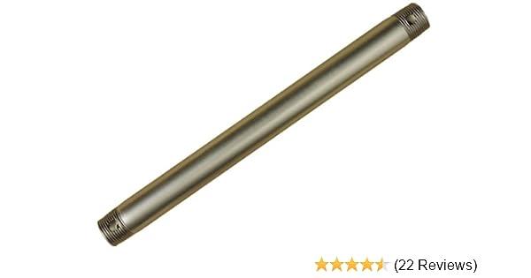 Hunter 26024 60-Inch Downrod Brushed Nickel