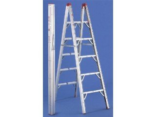 GP Logistics SLDD6 6' Compact Folding Ladder