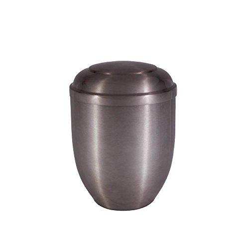 Metal Round Urn - 1