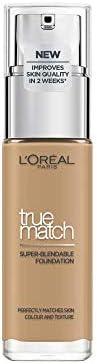 L'Oreal Paris Base de maquillaje l'oreal paris true match, tono 6