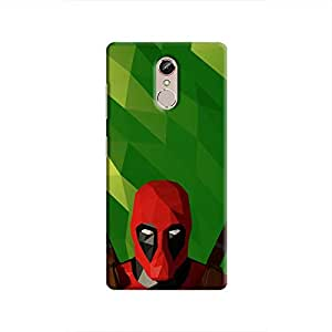 Cover It Up - Deadpool Pixel Gionee S6s Hard case