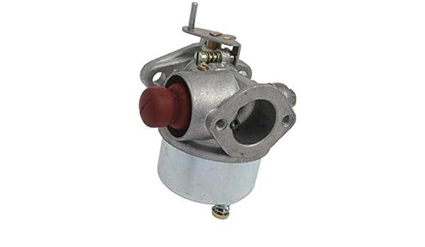 Carburador para motor Tecumseh Geotec 37 - 40 - 50: Amazon.es ...