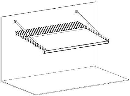 NAO - Pérgola para toldo retráctil Impermeable (3, 5 x 3 m ...