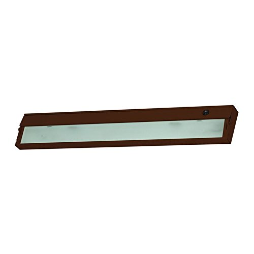 Alico Zeeline 3 Light Xenon Under Cabinet Lighting in Bronze