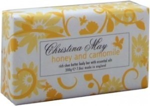 200Gram Honey & Chamomile Soap Christina May