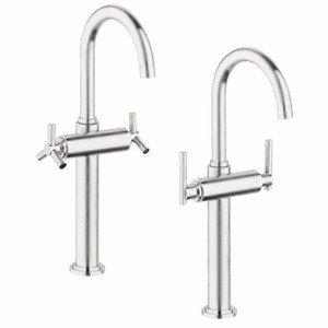 Atrio 2-Handle Single-Hole High Arc Vessel Bathroom Faucet - 1.5 GPM ()