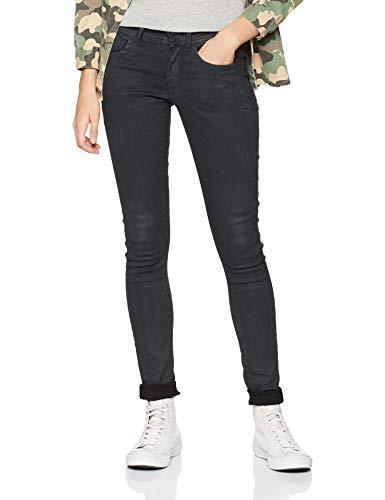 3143 Lynn Super RAW Jeans Mid G Multicolore Cobler Dk WMN STAR Femme Aged D Skinny 4TpqEn1wx