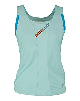 VARLION Camiseta Dynamic Celeste Mujer: Amazon.es: Deportes ...