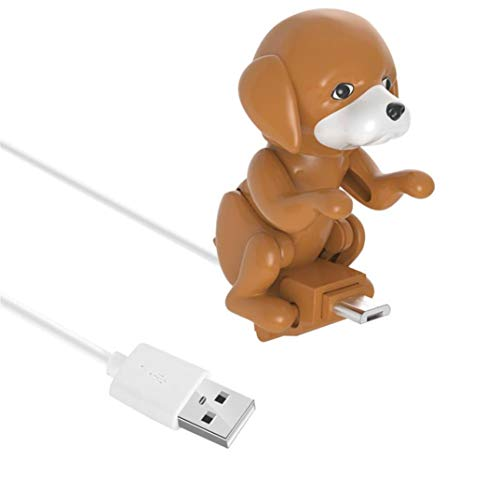 Price comparison product image MChoice Mini Humping Spot Dog Toy Smartphone Cable Charger Data 1M Charging Line