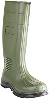 product image for Heartland Footwear 70656-06 Self Evacuating Lug Comfort Tuff, Size-6, Green